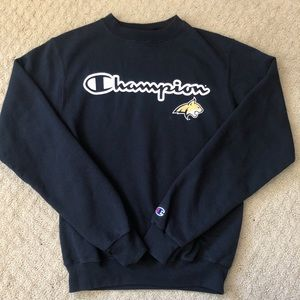 Champion Montana State University Sweatshirt